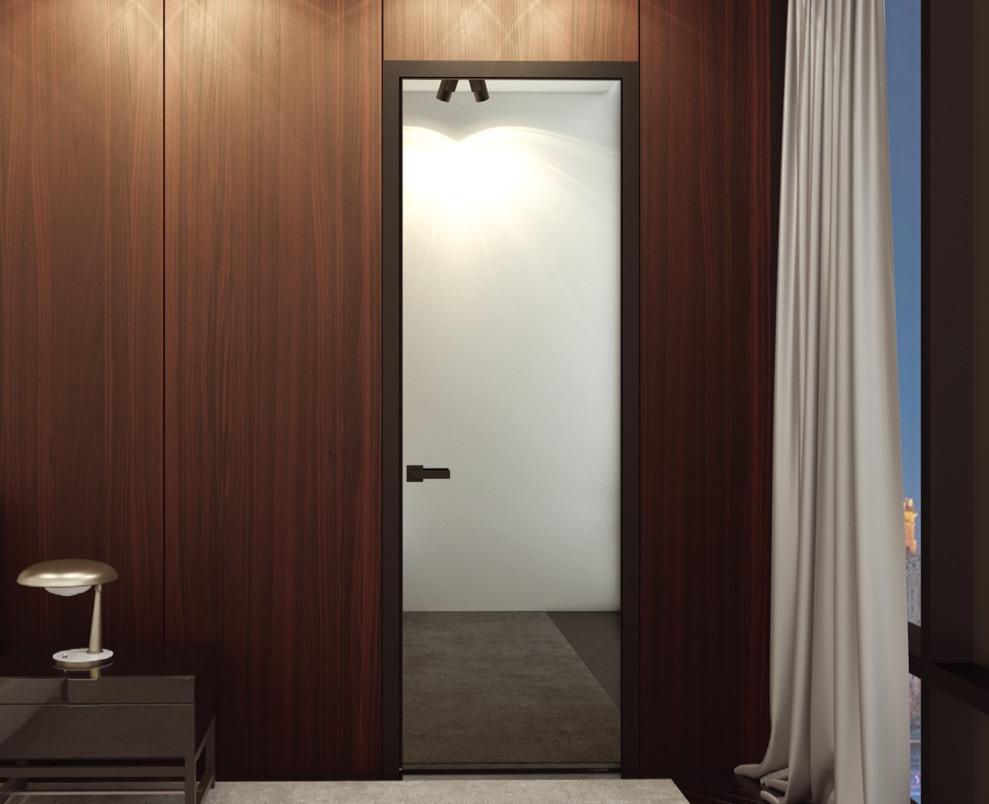 алюминиевые двери профиль дорс